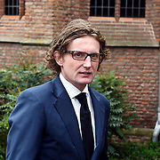 NLD/Wassenaar/20080403 - Herdenkingsdienst Erik Hazelhoff Roelfzema, prins Bernhard Jr.