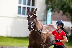 Fernandez Elena, SUI, Sueno II<br /> European Championship Dressage Hagen 2021<br /> © Hippo Foto - Dirk Caremans<br />  06/09/2021