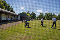 GELDROP - Golfclub Riel, 9 holes baan. , golfles, driving range, golfschool Mike van Wieringen.    COPYRIGHT KOEN SUYK