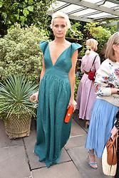 Kalita Al Swaidi at The Ivy Chelsea Garden Summer Party, Kings Road, London, England. 14 May 2018.