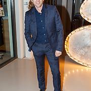 NLD/Amsterdam/20151119 - Esquire Best Geklede man 2015, kapper en stylist Tom Sebastian