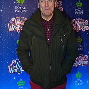 London, England, UK. 16th November 2017. Brian Conley attend the VIP launch of Hyde Park Winter Wonderland 2017 for a preview. tomorrow is opening for the public