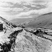 Snow Scenes, Co. Wicklow..03.03.1962