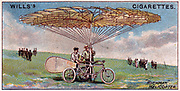 Aviation, 1910:  Rickman Helicopter, 1909.