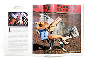 """""""Pageant of the Charro"""" for Texas Highways Magazine, south Texas charreada and Mexican rodeo culture."""