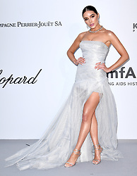 Olivia Culpo attending the 26th amfAR Gala held at Hotel du Cap-Eden-Roc during the 72nd Cannes Film Festival. Picture credit should read: Doug Peters/EMPICS