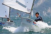 Team Racing Day 2, Optimist World Championship 2013., Italy, © Matias Capizzano