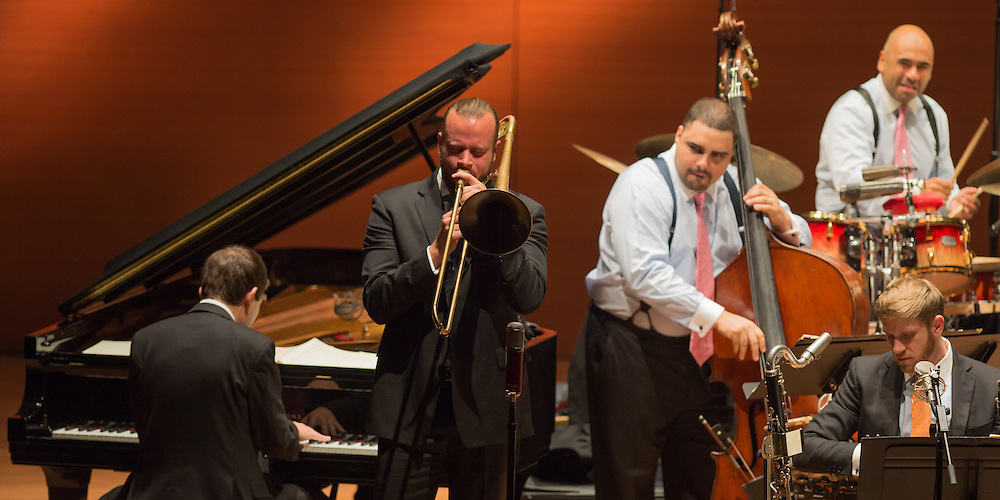 Elliot Mason, Jazz at Lincoln Center Orchestra