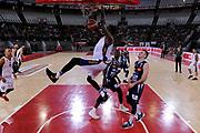 Henry Sims<br /> Virtus Roma - Remer Blu Basket Treviglio<br /> Campionato Basket LNP 2018/2019<br /> Roma 23/12/2018<br /> Foto Gennaro Masi / Ciamillo-Castoria