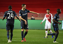 November 6, 2018 - Monaco, Monaco - Mats Rits midfielder of Club Brugge (Credit Image: © Panoramic via ZUMA Press)