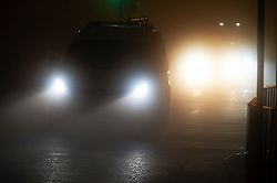 © Licensed to London News Pictures. 27/11/2020. <br /> New Eltham, UK. New Eltham roads, London. Freezing foggy weather conditions this Friday morning across large parts of the UK.    Photo credit:Grant Falvey/LNP