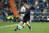 Malmo´s Jo Inge Berget during 2015/16 Champions League soccer match between Real Madrid and Malmo at Santiago Bernabeu stadium in Madrid, Spain. December 08, 2014. (ALTERPHOTOS/Victor Blanco)