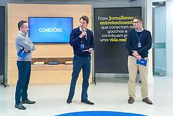 20/08/2018; Conexões RBS.  FOTO: Jefferson Bernardes/ Agência Preview