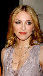 "Madonna at the celebration for the book ""Lotsa De Casha"".<br />