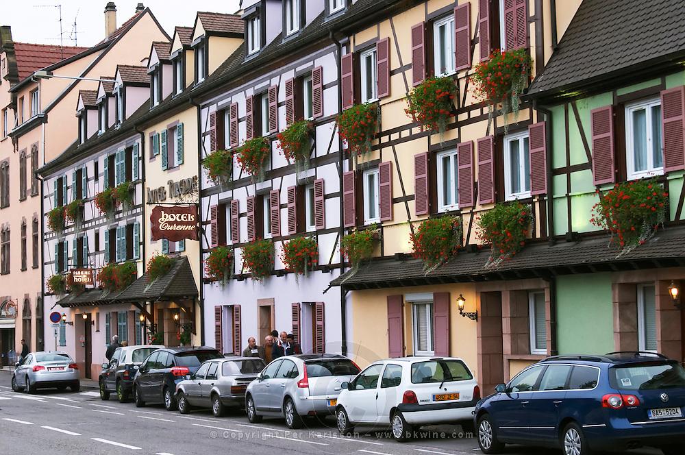 hotel turenne rue turenne colmar alsace france