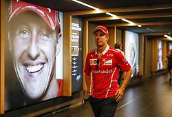 July 6, 2017 - Spielberg, Austria - Motorsports: FIA Formula One World Championship 2017, Grand Prix of Austria, ..#5 Sebastian Vettel (GER, Scuderia Ferrari) (Credit Image: © Hoch Zwei via ZUMA Wire)