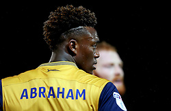 Tammy Abraham of Bristol City - Mandatory by-line: Matt McNulty/JMP - 17/01/2017 - FOOTBALL - Highbury Stadium - Fleetwood,  - Fleetwood Town v Bristol City - Emirates FA Cup Third Round Replay
