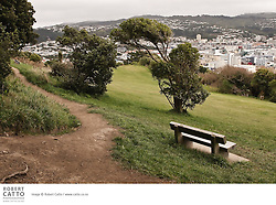 Charles Plimmer died in 1930 and left money in his will to the Wellington City Council to plant trees and shrubs to beautify the bays, beaches, Town Belt and reserves around Wellington. Several major beautification projects have been funded by the Plimmer Trust including Oriental Bay Beach and Otari Wilton's Bush.<br /> <br /> The Town Belt, through which most of this walkway passes, was a concept developed in England in the early 19th century as a means of combating overcrowding and poor living conditions in England's industrial cities by improving the health and well-being of citizens. The Town Belt was shown on the first plan of Wellington drawn in 1840, labelled as 'land...reserved for the enjoyment of the public and not to be built upon'.