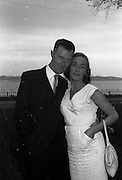 08/10/1959<br /> 10/08/1959<br /> 08 October 1959<br /> Wedding:Kenny - Colgan  (Muriel? and Tommy) at Church of St. Vincent de Paul, Griffith Avenue and the Grand Hotel, Malahide, Dublin. Some of the guests at the Hotel.