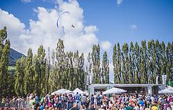 08.09.2018, Lienz, AUT, 31. Red Bull Dolomitenmann 2018, im Bild Rifesser Lukas (AUT, Red Bull) // Rifesser Lukas (AUT, Red Bull) during the 31th Red Bull Dolomitenmann. Lienz, Austria on 2018/09/08, EXPA Pictures © 2018, PhotoCredit: EXPA/ JFK