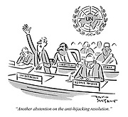 """""""Another abstention on the anti-hijacking resolution."""""""