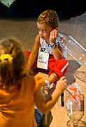 Porto Seguro_BA, Brasil...Menino brincando com material reciclado em uma Reserva Particular do Patrimonio Natural (RPPN)...The boy playing with recycled material in the Private Reserve of Natural Heritage (RPPN)...Foto: JOAO MARCOS ROSA / NITRO.