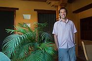 Richard McColl, Casa Amarilla hotel's owner