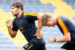 Graham Kitchener of Worcester Warriors during preseason training ahead of the 2019/20 Gallagher Premiership Rugby season - Mandatory by-line: Robbie Stephenson/JMP - 06/08/2019 - RUGBY - Sixways Stadium - Worcester, England - Worcester Warriors Preseason Training 2019