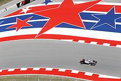 October 21, 2016 - Austin, United States of America - Motorsports: FIA Formula One World Championship 2016, Grand Prix of United States, .#8 Romain Grosjean (FRA, Haas F1 Team) (Credit Image: © Hoch Zwei via ZUMA Wire)