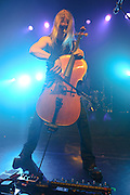 Photos of Finnish cello heavy metal band Apocalyptica performing at Irving Plaza, NYC. May 21, 2011. Copyright © 2011 Matthew Eisman. All Rights Reserved.