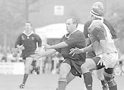 Twickenham, GREAT BRITAIN,  Harlequins vs London Wasps, played at The Stoop Memorial Ground. 14. 10.1994<br /> <br /> [Mandatory Credit; Peter Spurrier/Intersport-images]
