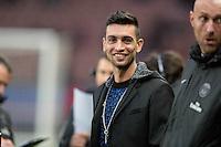 Javier PASTORE - 20.12.2014 - Paris Saint Germain / Montpellier - 17eme journee de Ligue 1 -<br />Photo : Aurelien Meunier / Icon Sport