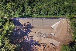 Banco de imagens das rodovias administradas pela EGR - Empresa Gaúcha de Rodovias. Obra em execução na ERS 115, trecho dos km 29. FOTO: Jefferson Bernardes/ Agencia Preview