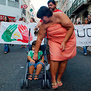 Global Occupy protest of October 15 at Lisbon