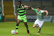 Yeovil Town v Forest Green Rovers 240418