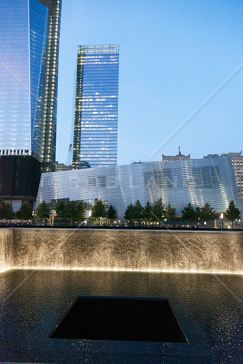 National September 11 Memorial And Museum in New York City