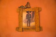 Emiliano Zapata photograph, El Tuito, Costalegre, Jalisco, Mexico