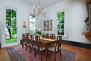 Rodney Bedsole Photography, Nashville based architecture photographer photographs a 19th century home