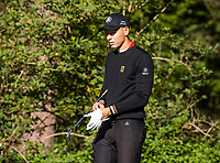 HILVERSUM -  Matthias Schmid of Germany. Germany vs Austria (2,5-0,5) Quarter finals. ELTK Golf 2020 The Dutch Golf Federation (NGF), The European Golf Federation (EGA) and the Hilversumsche Golf Club will organize Team European Championships for men. COPYRIGHT KOEN SUYK