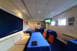 Players lounge  - Mandatory by-line: Dougie Allward/JMP - 17/11/2018 - FOOTBALL - Memorial Stadium - Bristol, England - Bristol Rovers v Scunthorpe United - Sky Bet League One