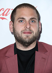 LAS VEGAS, NV, USA - APRIL 26: CinemaCon Big Screen Achievement Awards 2018 held at Omnia Nightclub at Caesars Palace during CinemaCon, the official convention of the National Association of Theatre Owners on April 26, 2018 in Las Vegas, Nevada, United States. 26 Apr 2018 Pictured: Jonah Hill. Photo credit: Xavier Collin/Image Press Agency / MEGA TheMegaAgency.com +1 888 505 6342