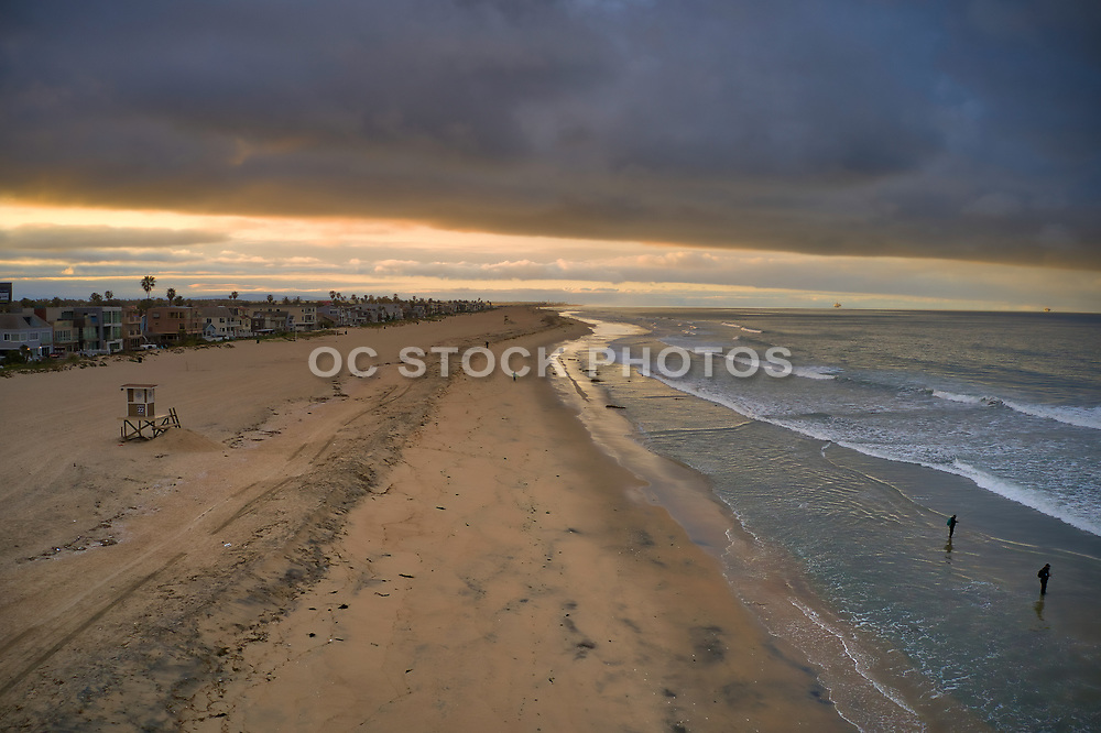 Waterfront Homes at Sunset Beach