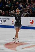 Rika Kihira ISU 2019 4 Continents Figure Skating Championships