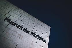 09.04.2020, Salzburg, AUT, Coronavirus in Österreich, im Bild Museum der Moderne während der Coronavirus Pandemie // Museum of Modern Art during the World Wide Coronavirus Pandemic in Salzburg, Austria on 2020/04/09. EXPA Pictures © 2020, PhotoCredit: EXPA/ JFK