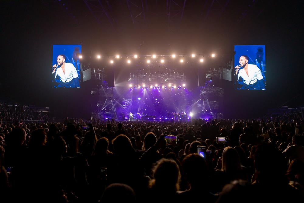 John Legend live in Dubai, DSF 2020