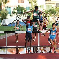 B Division Boys 2000m Steeplechase
