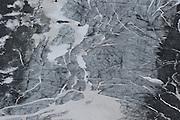 Die Pasterze (Gletscher am Großglockner) ist mit etwas mehr als 8 km Länge der größte Gletscher Österreichs und der längste der Ostalpen. Nationalpark Hohe Tauern, Österreich