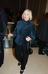 Art patron DORIS SAATCHI at an exhibition of art entitled 'Royal Academicians in China: 2003-2005' held at the Royal Academy of Arts, Burlington House, Piccadilly, London on 11th January 2005.<br /><br />NON EXCLUSIVE - WORLD RIGHTS