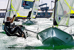 Race Day 4. The 2020 Oceania Championship will serve as the warm up event for the 2020 World Championships in Geelong, Australia. 3rd February 2020. Photo: Drew Malcolm Photography.