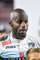 Yohann Thuram of Le Havre during the Ligue 2 match between Quevilly Rouen and Le Havre on October 27, 2017 in Rouen, France. (Photo by Anthony Dibon/Icon Sport)